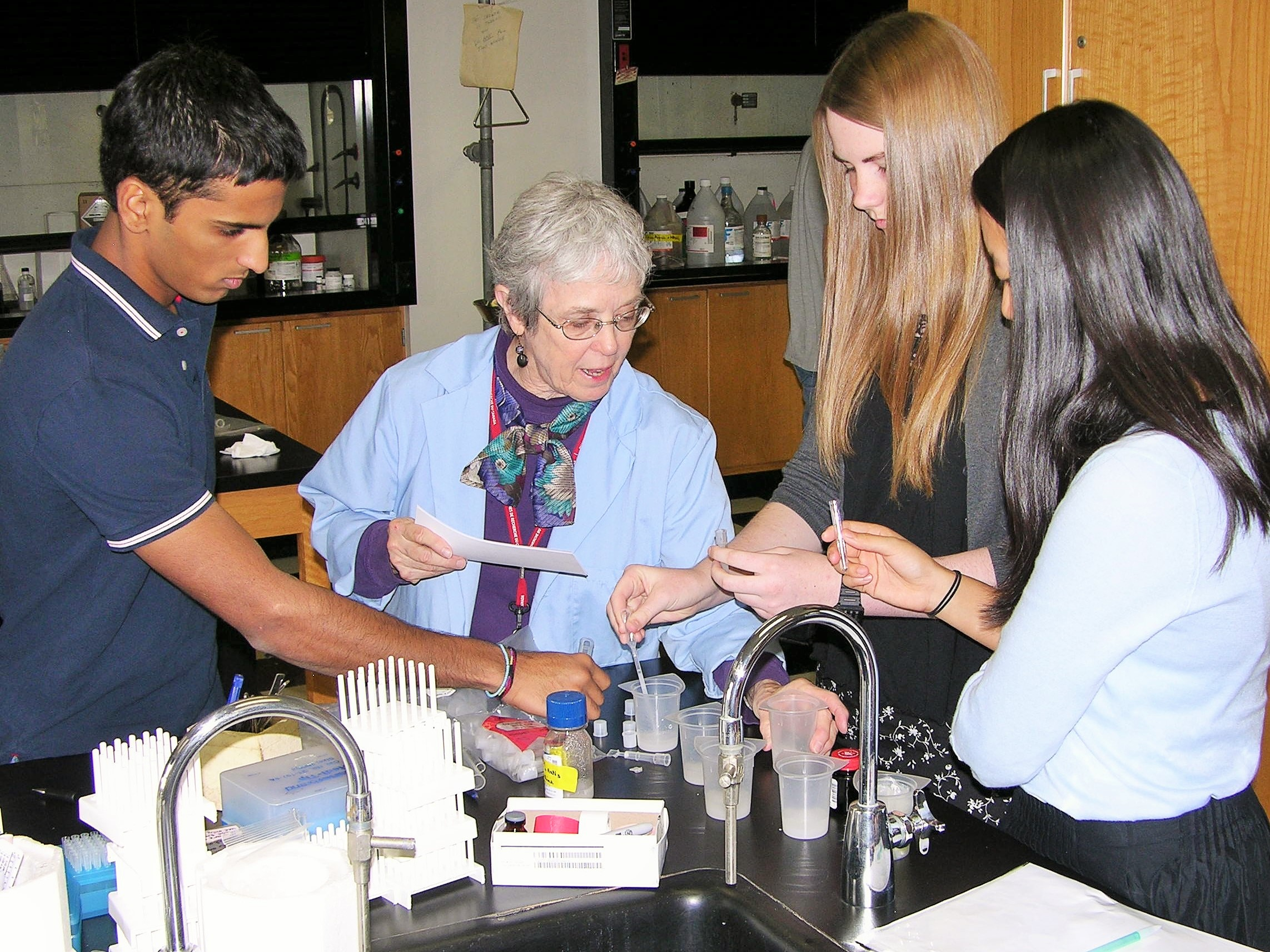 Faculty Endowment – Oklahoma School of Science and Mathematics ...